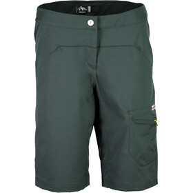 Maloja FlurinaM. Multisport Shorts Women pinetree
